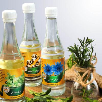 Distillates & Syrups