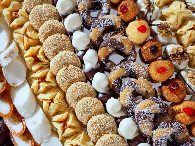 Pastry & Sweets